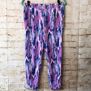 LILLY PULITZER joggers size2
